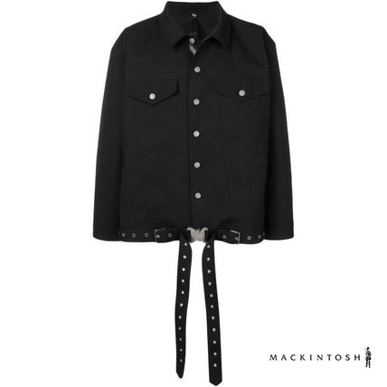 Wool Street Style Collaboration Jackets