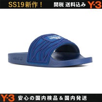 Y-3 Street Style Shower Shoes Shower Sandals