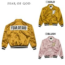 FEAR OF GOD Varsity Jackets