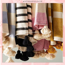 Anthropologie Unisex Collaboration Plain Throws