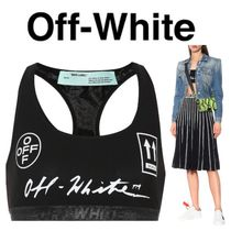 Off-White Collaboration Yoga & Fitness Tops