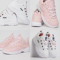 FILA Ray Street Style Low-Top Sneakers