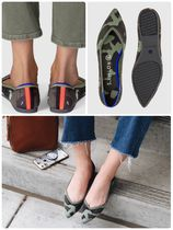 ROTHY'S Camouflage Casual Style Oversized Flats