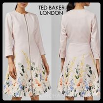 TED BAKER Flower Patterns Medium Party Style Coats