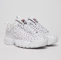 FILA Street Style Low-Top Sneakers