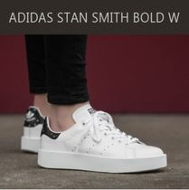 adidas STAN SMITH Casual Style Low-Top Sneakers