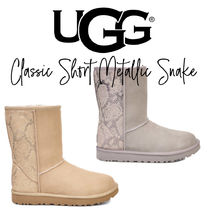UGG Australia CLASSIC SHORT Casual Style Boots Boots