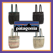 Patagonia Casual Style Street Style Totes