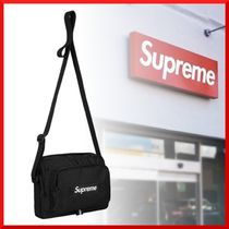 Supreme Monogram Nylon Street Style Messenger & Shoulder Bags