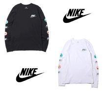 Nike Street Style Long Sleeves Long Sleeve T-Shirts