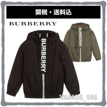 Burberry Unisex Petit Street Style Kids Girl Outerwear