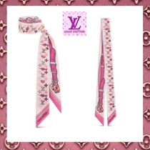 Louis Vuitton Silk Lightweight Scarves & Shawls