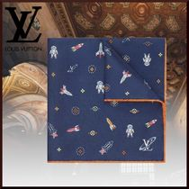 Louis Vuitton MONOGRAM Monogram Handkerchief