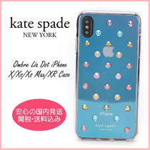 kate spade new york Dots With Jewels Smart Phone Cases