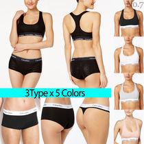 Calvin Klein Plain Cotton Lingerie Sets