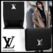 Louis Vuitton Plain Folding Wallets