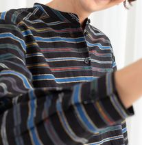 & Other Stories Stripes Casual Style Medium Shirts & Blouses