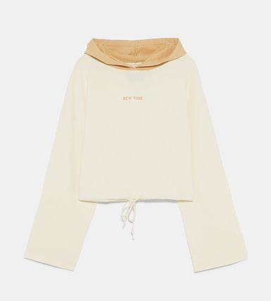 Short Long Sleeves Cropped