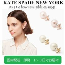 kate spade new york 14K Gold Elegant Style Earrings