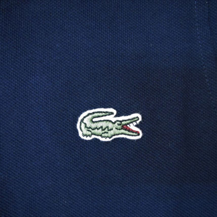 LACOSTE Polos Pullovers Stripes Cotton Short Sleeves Polos 12