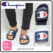 CHAMPION Unisex Street Style Plain Shower Shoes Shower Sandals