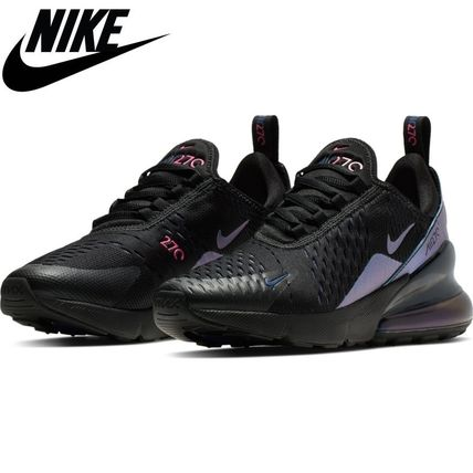 new product f16ee 8f22d Nike AIR MAX 270 2019-20AW Kids Girl Sneakers (943345-017)