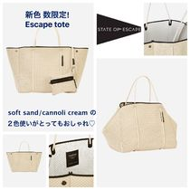 State of Escape Collaboration Bag in Bag A4 Totes