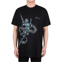 GIVENCHY Star Logo Luxury T-Shirts