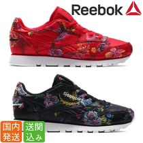 OPENING CEREMONY Flower Patterns Blended Fabrics Street Style Collaboration