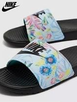 RVCA Unisex Street Style Shower Shoes Flat Sandals