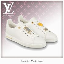 Louis Vuitton Casual Style Unisex Street Style Collaboration Leather