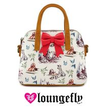 LOUNGE FLY Collaboration Leather Handbags