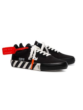 Off-White Low-Top Low-Top Sneakers 4