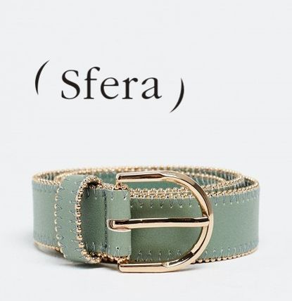 Casual Style Belts
