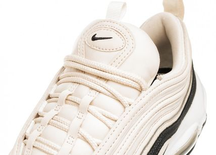 Nike AIR MAX 97 2019 SS Casual Style Street Style Plain Leather Low Top Sneakers (917646 202)