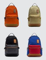 LOEWE Canvas Backpacks
