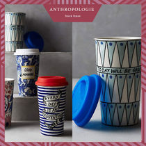 Anthropologie Unisex Blended Fabrics Cups & Mugs