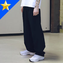 MASSNOUN Slax Pants Street Style Plain Slacks Pants