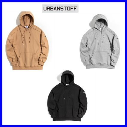 Street Style Long Sleeves Oversized Hoodies