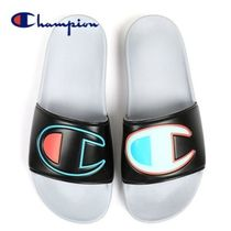 CHAMPION Unisex Plain Shower Shoes Shower Sandals