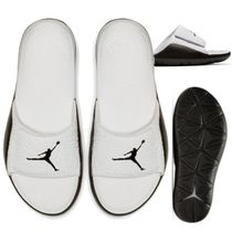 Nike AIR JORDAN Unisex Plain Shower Shoes Shower Sandals