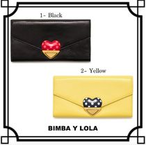 bimba & lola Heart Long Wallets