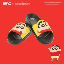 SPAO Casual Style Unisex Collaboration Sandals Sandal
