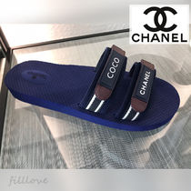 Shop CHANEL 2019-20FW Sandals by