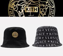 KITH NYC Unisex Street Style Collaboration Bucket Hats