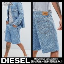 DIESEL Cotton Shorts