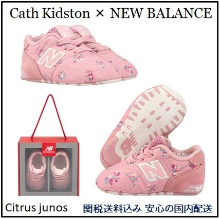 Collaboration Baby Girl Shoes