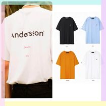 ANDERSSON BELL Unisex Cotton Short Sleeves T-Shirts