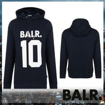 BALR Long Sleeves Cotton Hoodies