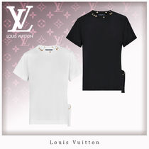 Louis Vuitton Cotton Short Sleeves T-Shirts